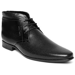 San Frissco Mens Black Boots