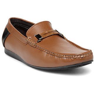 San Frissco Mens Tan Loafer