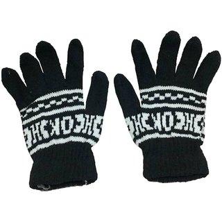 Tahiro Multicolour Woollen Gloves - Pack Of 1