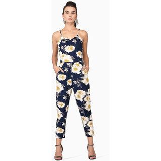 b02feea63cc0 Buy Ellemora Floral Print Jumpsuit Online   ₹960 from ShopClues