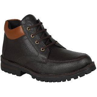 Bachini Men's Black Boots