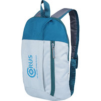 Corus White Polyester College Bag