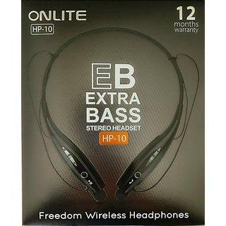 Premium Onlite Hp10 Bluetooth Headphones