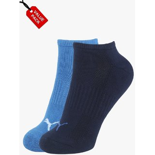 Puma Unisex Ankle Socks - Pack of 2(pairs)