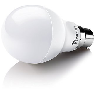 SYSKA Led 9 Watt Bulb B22 Base Pack Of 10