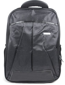 Unisex Dark Grey Laptop Backpack