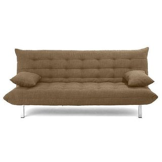 Madison Sofa Bed King Size Camel color available at ShopClues for Rs