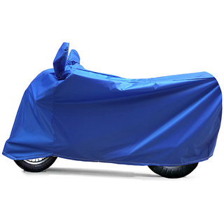 Water Proof Body Cover For TVS Scooty Pep Plus  Blue