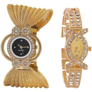 Best brand Arrival Special Unique Choice Collection Gift Offer At Low Price Combo Analog Watch - For Women