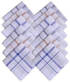 Men's Handkerchiefs (Pack of 12)