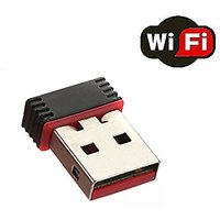 Wi-Fi Receiver 300Mbps, 2.4GHz, 802.11b/g/n USB 2.0 Wireless Mini Wi-Fi Network Adapter