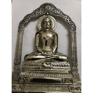Lord Buddha/MeditatingResting Gautam Buddh God Vastu Statue Showpiece