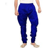 S2KCrafts Dupion Silk Mens Harem Pants
