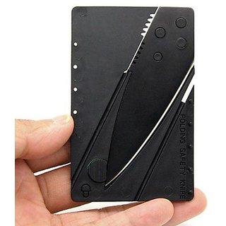 EC Highlight Credit Card Knife (black)