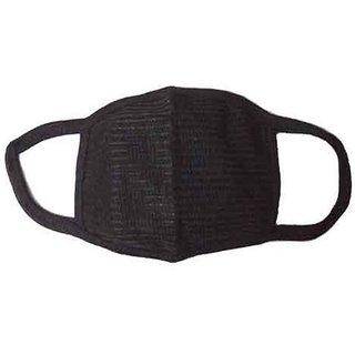 Anti-Pollution Mask - 1 pc (Black)