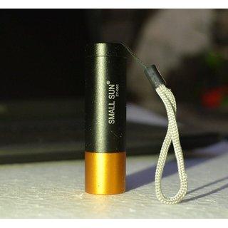 Mini LED Flashlight Aluminium Alloy Waterproof Outdoor Flashlight Portable