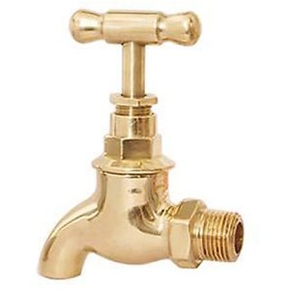 SSS - Bucket Filler Brass Tap