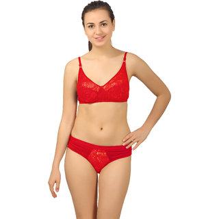 a866705589 Buy Body Liv Red Net Wedding Lingerie Set For Ladies Girls Online ...