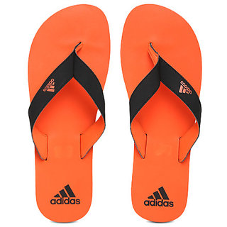 low priced 56b4c 2248b Buy Adidas Eezay Max Out Black Orange Flip-Flops Online  ₹799 from  ShopClues