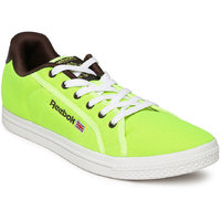 Reebok Classic Men Fluorescent NPC Court Sneakers-E17