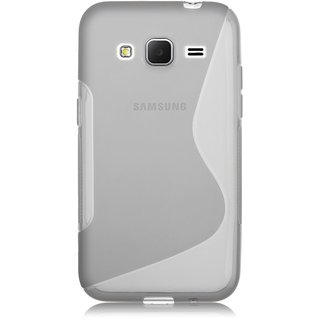 S Line Soft TPU Gel Case Cover Skin For Samsung Galaxy Star Pro S7262