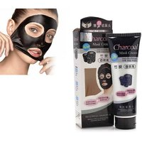 Charcoal Anti Blackhead Suction Peel Off Mask Cream