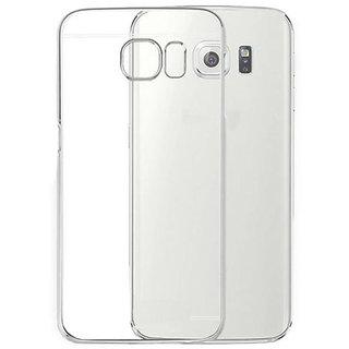 Samsung Galaxy J7 Prime Soft Transparent Silicon TPU Back Cover