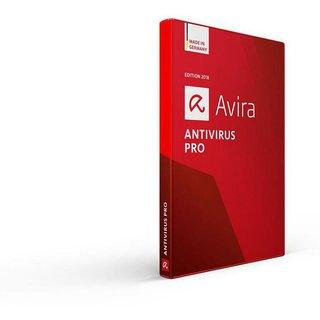 Avira Antivirus Latest Version 3 device 1 year
