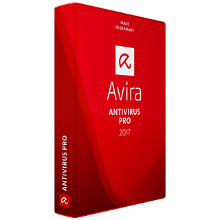 Avira Antivirus 2018 10 device 1 year