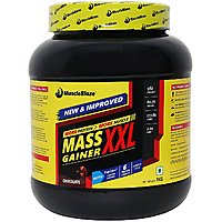 Muscleblaze Mass Gainer Xxl 1Kg / 2.2 Lb Chocolate