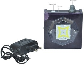 PNP Rechargeable Emergency COB Light with Charger