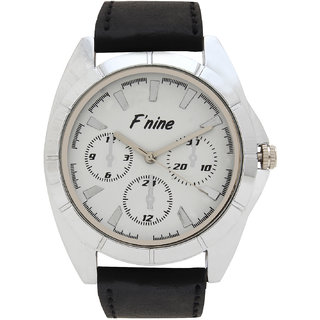 Fnine mens watches white dial SP003AD-24