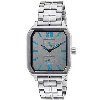 Titan Quartz Grey Other Men Watch 1643SM02