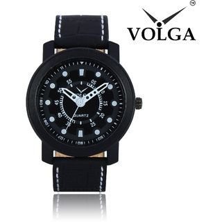 VOLGA 15 Sweep Movement and Water Resistant Analog Casual Watch For Mens and Boys