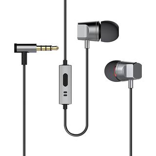 Earset Stereo Alum, space gray, Deppa