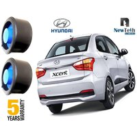Hyundai New Xcent 1.9 inch Ground Clearance Kit (Fitments  Rear) Set of 2 Pcs, Front no require