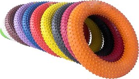 CE mGee Tennikoit Ring Gripper/Dotted - Multicolor- (Pack of 2)