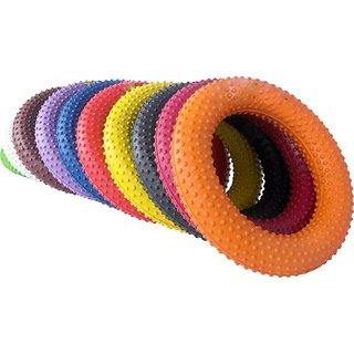 CE mGee Tennikoit Ring Gripper/Dotted - Multicolor- (Pack of 6)