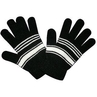Classic Unisex Woolen Gloves