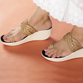 Altek Designer Copper Sandal for Women (foot-1373-copper-p250)