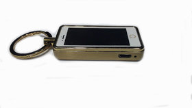 USB RECHARGEABLE iPHONE SHAPE CIGARETTE LIGHTER - PIA INTERNATIONAL