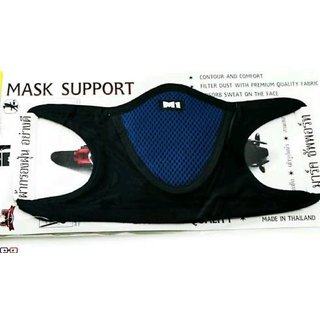 MOCOMO Imported Anti Pollution Face Mask Protection from Dust,Smoke