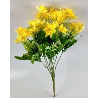 S N ENTERPRISES sn4901 yellow Poinsettia