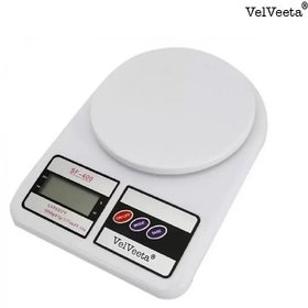 Electronic Digital 10 Kg Weight Scale Lcd Kitchen Weight Scale Machine-Sf 400
