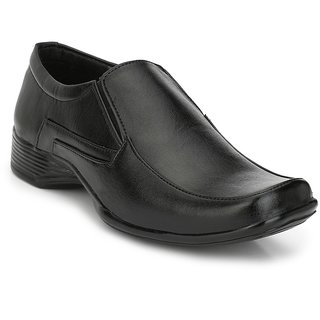 Men's Black Formal Slip on Shoes
