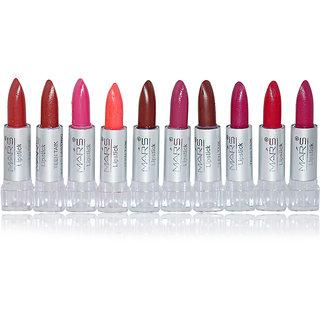 Mars Mini Lipstick (A) - 141 g (PACK OF 10)