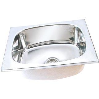 Tayal Kitchen Sink 24x18x9 inch