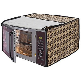 Dream Care Floral Printed Microwave Oven Cover for IFB 25 Liter Convection Microwave Oven 25SC3