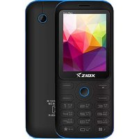 Ziox Starz Flash (Dual SIM, 2.4 Inch Display, 1000 Mah