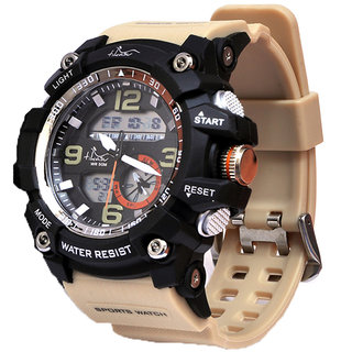 Tikasu TK001C0 Analog-Digital Watch - For Men